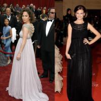 Vestido de Marchesa o de Adolfo Dominguez: ¿Jennifer o Michelle?