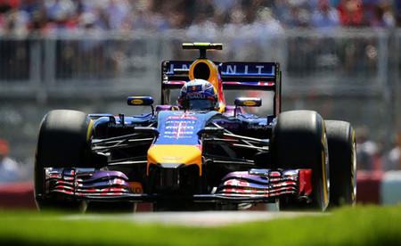 Daniel Ricciardo pesca en los problemas de Mercedes AMG y se hace con la victoria en el Gran Premio de Canadá
