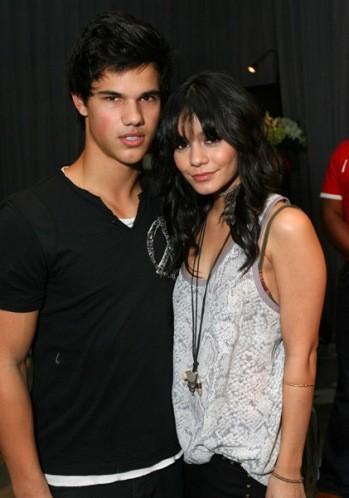 Vanessa Hudgens y Taylor Lautner serán los presentadores de los Teen Choice Awards 2009