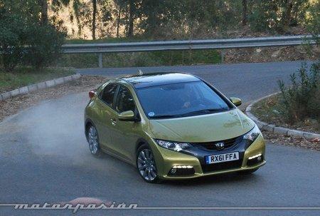 Honda Civic 2012, presentación y prueba en Málaga (parte 2)