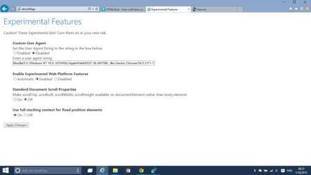 Spartan tendría soporte para extensiones y, dependiendo la demanda, podría llegar a Windows 7