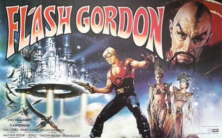 Cómic en cine: 'Flash Gordon', de Mike Hodges