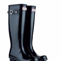 Tallas Sueltas: botas de agua Hunter con 70 euros de descuento. Ahora por sólo 65 euros y envío gratis