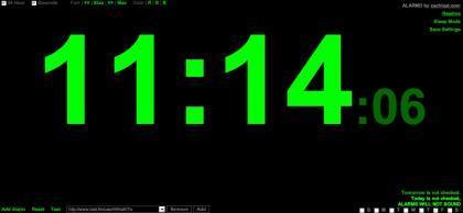 Alarmd, el despertador de la web 2.0