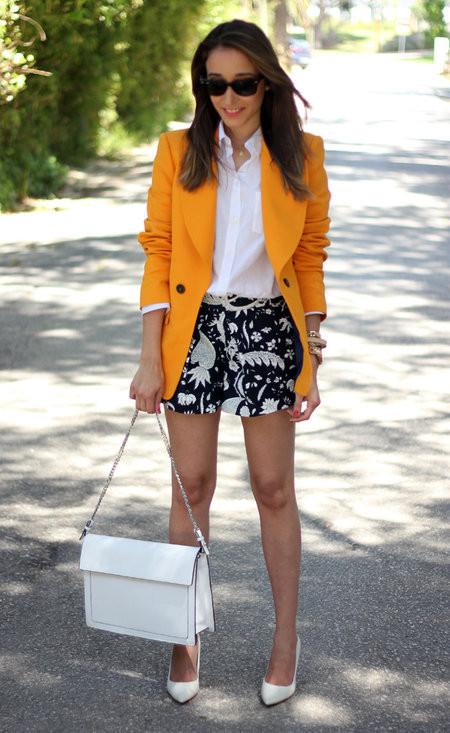Claves de estilo para ir de shopping: llega el momento de lucir shorts