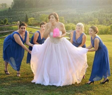 Si te vas a casar necesitarás un vestido, algo azul, algo prestado... y este inventazo: Bridal Buddy