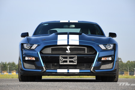 Ford Mustang Shelby Gt500 Mexico 6