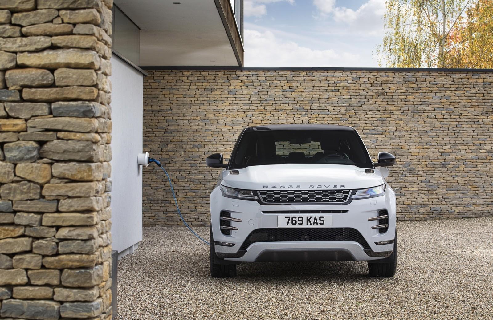 Foto de Range Rover Evoque PHEV 2020 (3/8)