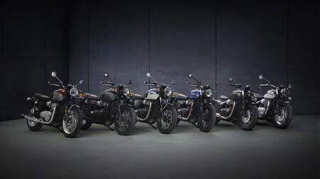 La gama Triumph Bonneville se renueva por completo: motores Euro5 para todas, mejor equipamiento y más tecnología