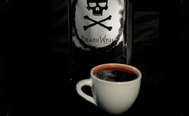 Café más fuerte del mundo Death Wish