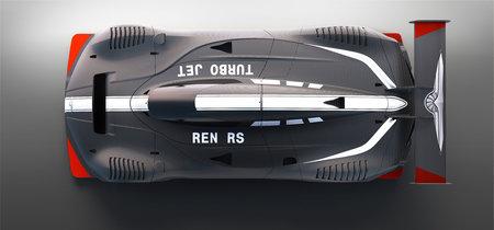 Techrules Ren RS: un eléctrico chino que recurre a una microturbina para recargar su batería