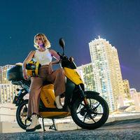 La Torrot Muvi cruza el charco para ser la protagonista de un nuevo servicio de motosharing en EE.UU.