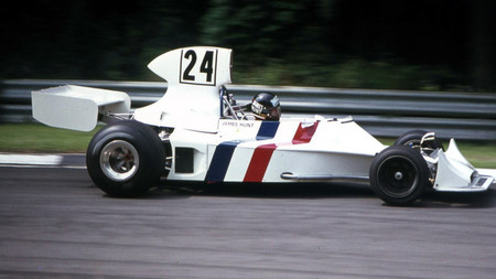 ¿Quieres el Hesketh 308-1 de James Hunt? ¡A pujar!