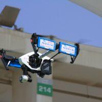 Un enjambre de drones es la última idea de Nokia para probar redes móviles