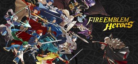 Nintendo anuncia Fire Emblem Heroes para iOS, y llegará el 2 de febrero