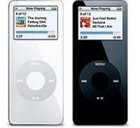 Nuevos iPod nano, carcasa de aluminio y colores
