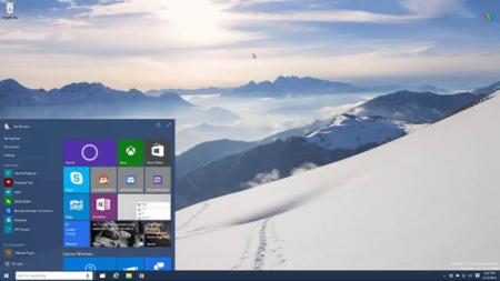 Las novedades de la build 10036 de Windows 10 aparecen detalladas en vídeo