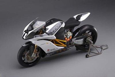 Mission R, la superbike eléctrica al desnudo