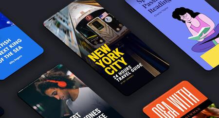 Google Discover estrena las historias web