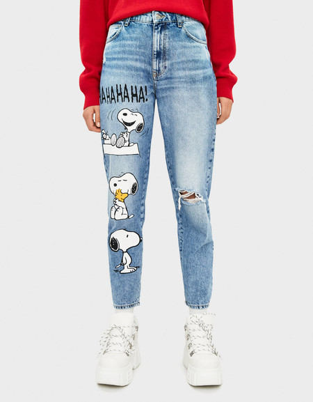 Bershka Snoopy Otono 03