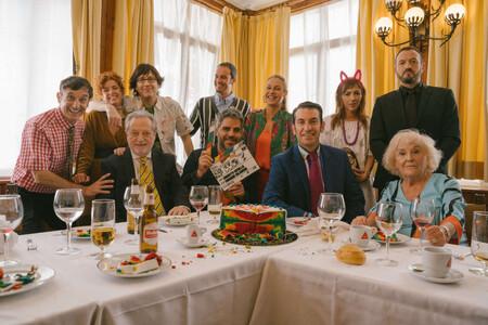 'Camera Café, la película': la secuela de la mítica serie inicia su rodaje con el reparto original y el fichaje de Ibai Llanos