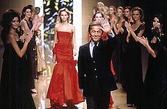 45º aniversario de Valentino