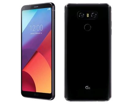 LG G6 de 32GB a su precio más bajo en Amazon: 299,99 euros y envío gratis