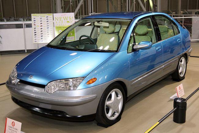Prototipo del Toyota Prius del año 1996