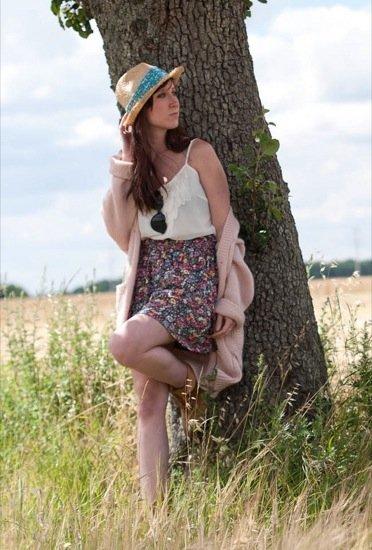 Verano streetstyler sombrero paja