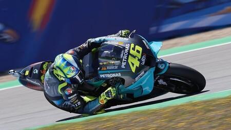 Rossi Jerez Motogp 2021