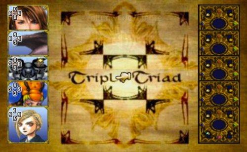 TripleTriadparaAndroid:cartas,FinalFantasyymuchadiversión