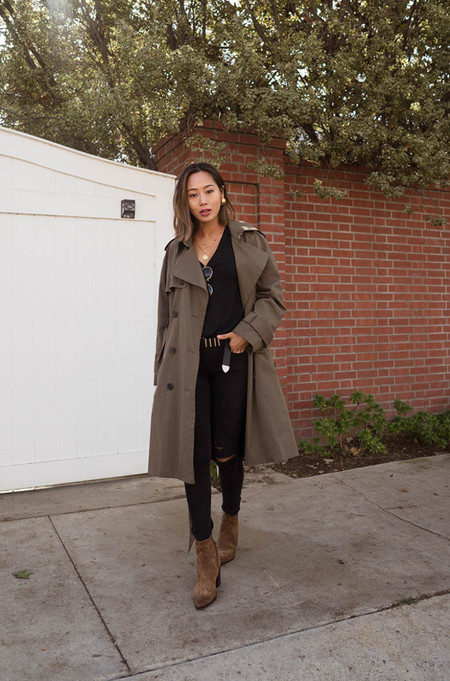 Trench Street Style 10