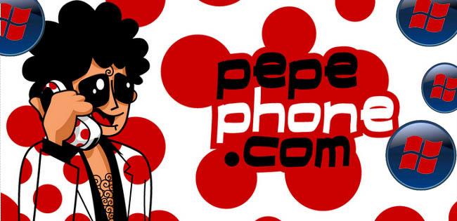 Pepephone llega a Windows Phone