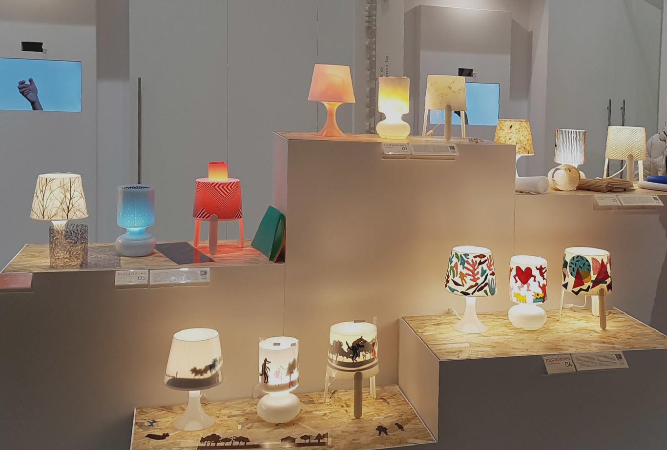 """las """"hackean"""" lámparas IKEA exponen y Estudiantes de diseño OkiuwPZTX"""