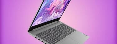 Lenovo IdeaPad 3 de oferta en Amazon México, con Core i3 de décima generación perfecta para el home office y las clases en línea