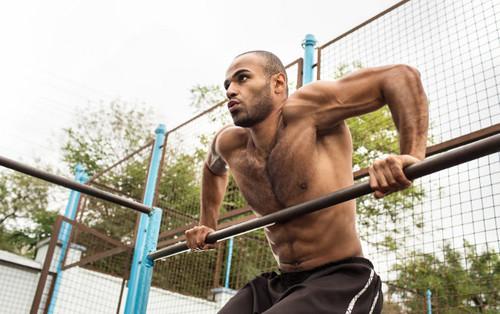 Cómo lograr tu primer muscle- up