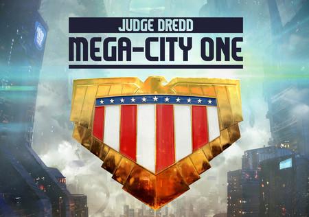Mírate en el puño de Dredd: el juez de Mega City One vuelve en una serie de televisión