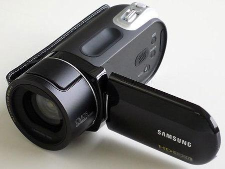 Novedades de Samsung en vídeo de alta definición [CES 2008]