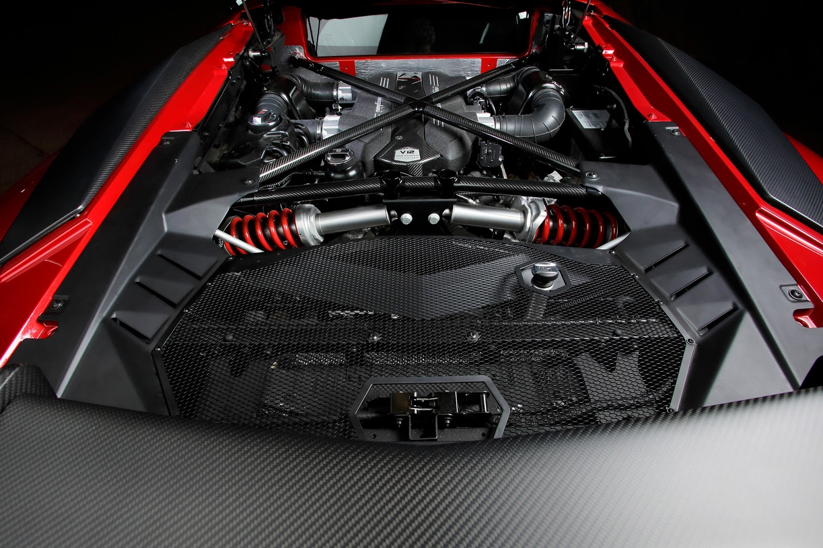 Foto de Lamborghini Aventador SV (7/21)