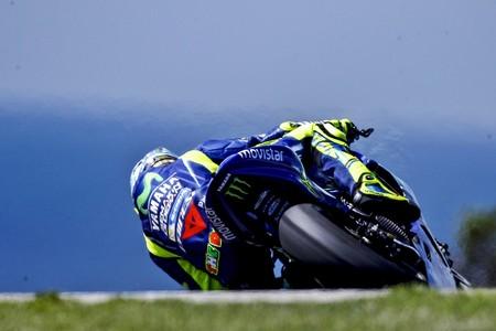 Valentino Rossi Yamaha Motogp Australia 2017