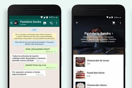 Los pagos y compras desde WhatsApp ya están disponibles en México: así puedes ver productos y comprarlos desde la app de mensajería