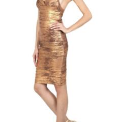 69f158f71 Moda de fiesta Navidad 2011  20 vestidos de noche metalizados que te ...