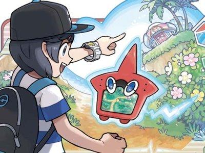 Pokémon Sun/Moon nos muestra la pokédex, los entrenadores y mucho más