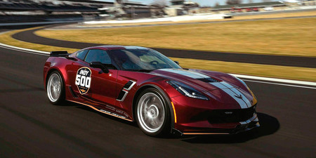 Corvette Grand Sport Pace Car Indy 500 2019