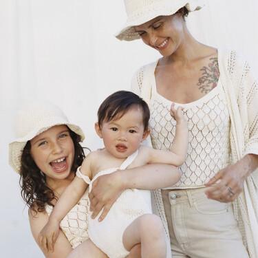 Mango mini me: prendas iguales para mamá e hija de estilo boho que son un flechazo a primera vista