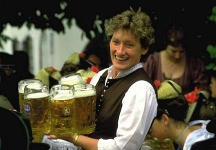 Fiesta de la cerveza en Calpe