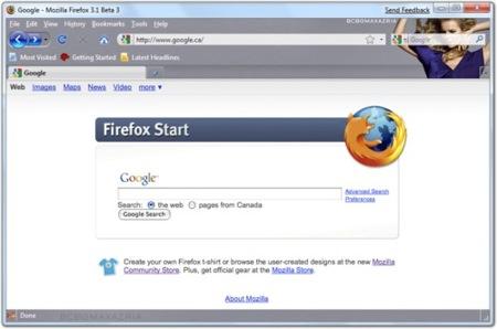 Personas, personalizando Firefox