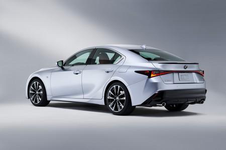Lexus Is 2021 Mexico 24