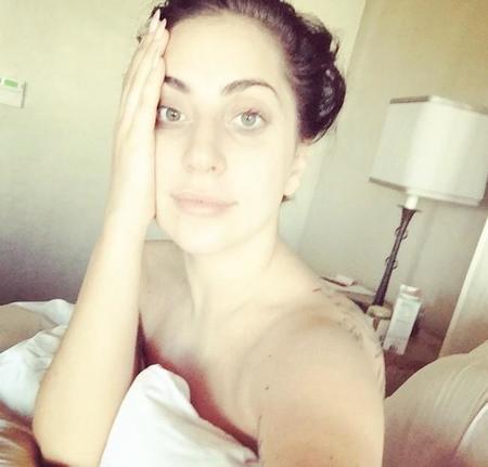 Lady Gaga Sin Maquillaje 5