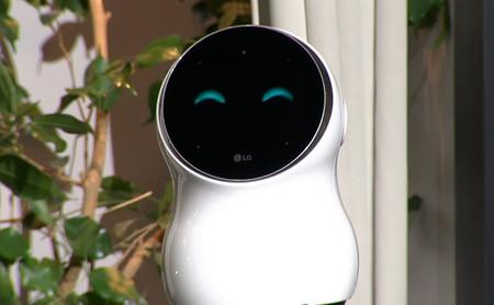 Un robot para controlar a todos los electrodomésticos de LG: así es CLOi, el protagonista de la nueva línea de robots